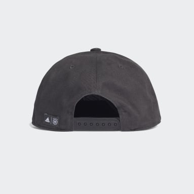 Casquette Allemagne Snapback Gris Football