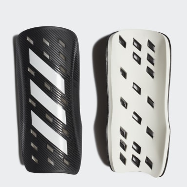 Football Black Tiro Club Shin Guards