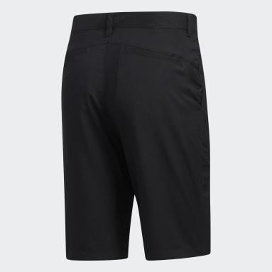 Men Golf Black Advantage Shorts