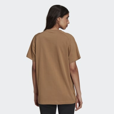 Women Originals Brown R.Y.V. T-Shirt