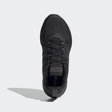 Sport Inspired Black Falcon Elite 6 Shoes