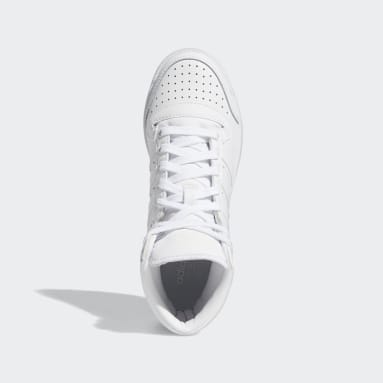 Youth Originals White Top Ten Shoes
