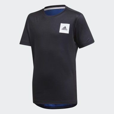 Camiseta AEROREADY Azul Niño Estudio