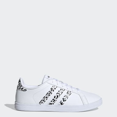 Women's Essentials White Courtpoint X Shoes