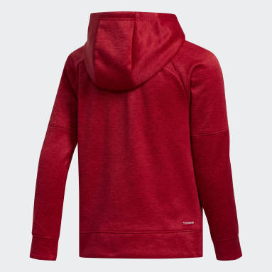 Children Training Red Team Issue Pullover Hoodie