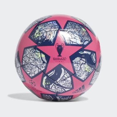 Ballon d'entraînement UCL Finale Istanbul Gris Football
