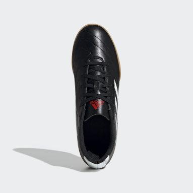 Football Black Goletto VII Indoor Boots