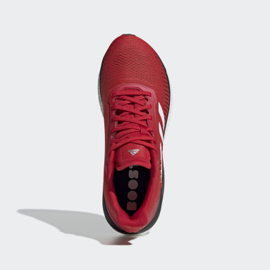 Chaussure Solar Drive 19 Rouge Hommes Running