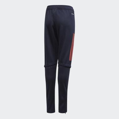 Pantaloni da allenamento Olympique Lyonnais Blu Bambini Calcio