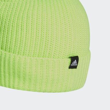 Bonnet en laine The Pack Vert Running