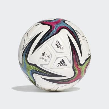 Pallone mini Ekstraklasa Bianco Calcio