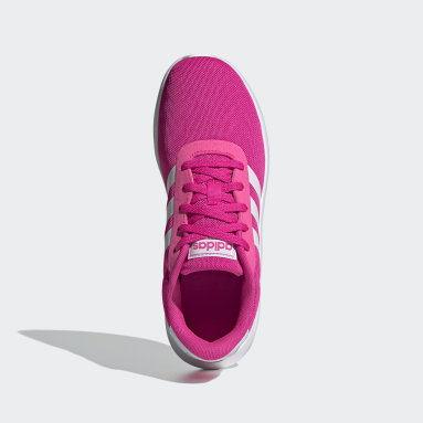 Girls Running Pink Lite Racer 2.0 Shoes