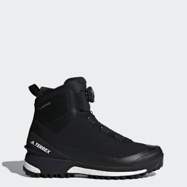 Men TERREX Black TERREX Conrax Climaheat Boa Shoes