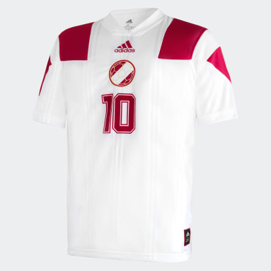 Polo Perú Blanco Hombre Fútbol