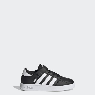 Kids Tennis Black Breaknet Shoes