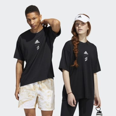 Training Black adidas x Peloton Tee (Gender Neutral)