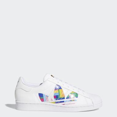 Originals White Superstar Pride Shoes