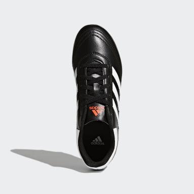 Chaussure Goletto 6 terrain souple noir Enfants Soccer
