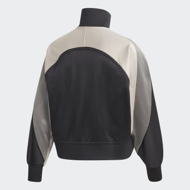Women adidas by Stella McCartney Black Track Top