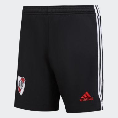 Shorts Tercer Uniforme River Plate 20/21 Negro Niño Fútbol