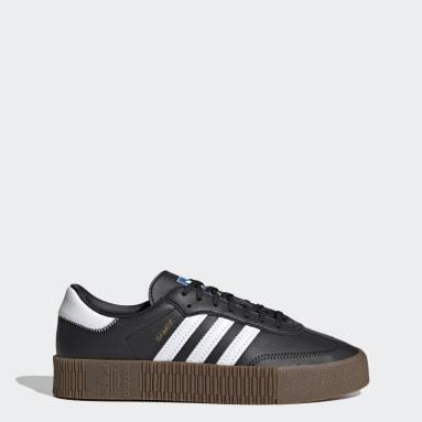 Dames Originals Zwart SAMBAROSE Schoenen