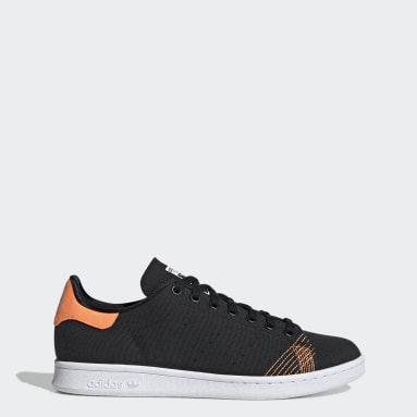 Men's Originals Orange Stan Smith Primeblue Shoes
