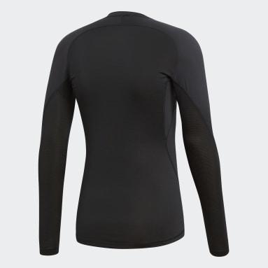 Camiseta Alphaskin Sport Preto Homem Running