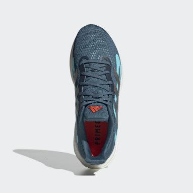 синий Кроссовки для бега SolarGlide 4