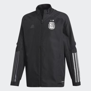 черный Парадная куртка сборной Аргентины