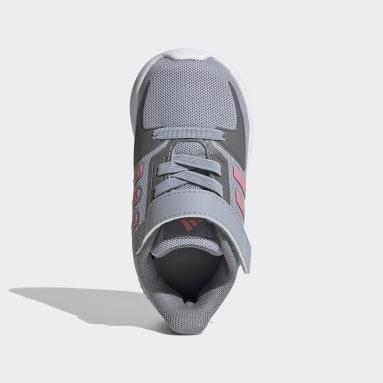 Kinderen Hardlopen Grijs Runfalcon 2.0 Schoenen