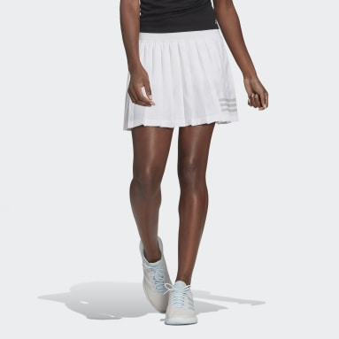 Dam Tennis Vit Club Tennis Pleated Skirt