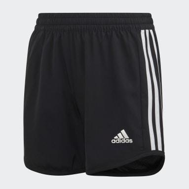 Pantalón corto Equipment Long Negro Niña Yoga