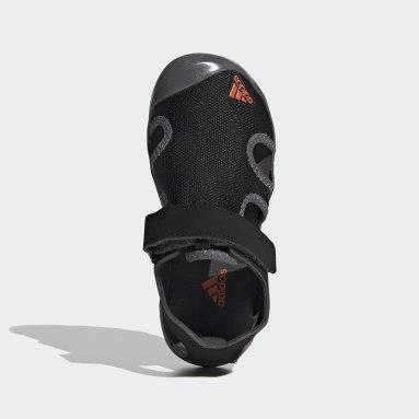 Kids 4-8 Years TERREX Black Captain Toey Shoes