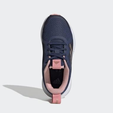 Zapatillas FortaRun X (UNISEX) Azul Niño Running