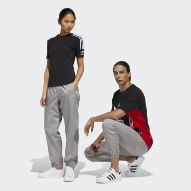 Originals Grey Garment Dyed Pants (Gender Neutral)