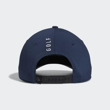 Men's Golf Blue No Bogeys Snapback Hat