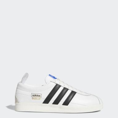 Frauen Originals Gazelle Vintage Schuh Weiß