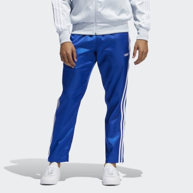 Track pants SPRT Satin Firebird Blu Uomo Originals