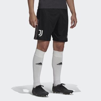 Muži Futbal čierna Šortky Juventus Tiro Training