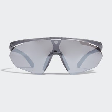 Running Grey Sport Sunglasses SP0015