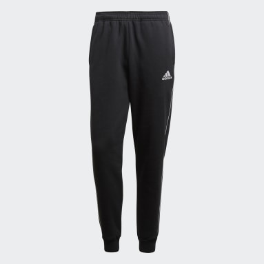 Men Gym & Training Black Core 18 Sweat Pants