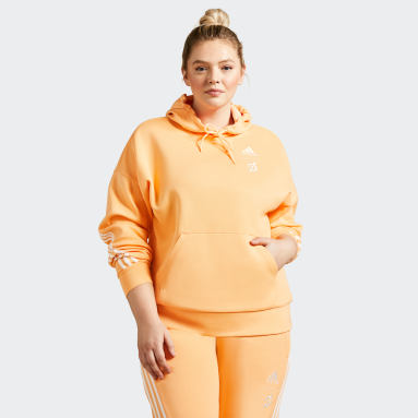 Training Orange adidas x Peloton Hoodie (Gender Neutral)