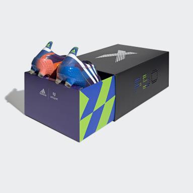 Scarpe da calcio F50 Ghosted adizero Firm Ground Viola Uomo Calcio