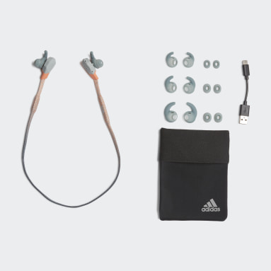 Běh šedá Sluchátka FWD-01 Sport In-Ear