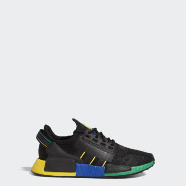 Youth Originals Black NMD_R1 V2 Rio De Janeiro Shoes