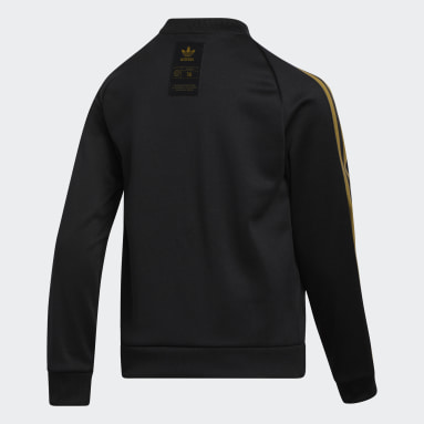 Kinderen Originals Zwart SST 24K Trainingsjack