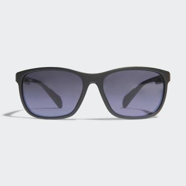 Óculos de Sol em Preto Mate Sport SP0014 Preto Running
