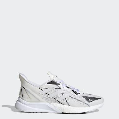 Men Running White X9000L3 HEAT.RDY Shoes