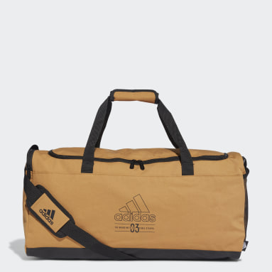 Training Brown Brilliant Basics Duffel Bag