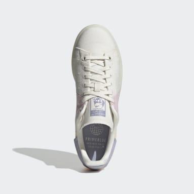 Tenis Stan Smith Primeblue Blanco Mujer Originals